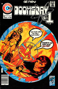 Cover for Doomsday + 1 (Charlton, 1975 series) #5