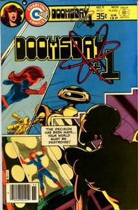 Cover Thumbnail for Doomsday + 1 (Charlton, 1975 series) #9