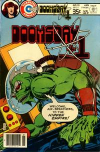 Cover Thumbnail for Doomsday + 1 (Charlton, 1975 series) #10