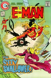 Cover Thumbnail for E-Man (Charlton, 1973 series) #5