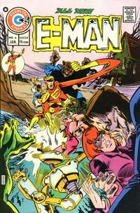 Cover Thumbnail for E-Man (Charlton, 1973 series) #6
