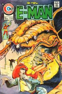 Cover Thumbnail for E-Man (Charlton, 1973 series) #7