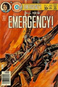 Cover Thumbnail for Emergency (Charlton, 1976 series) #2