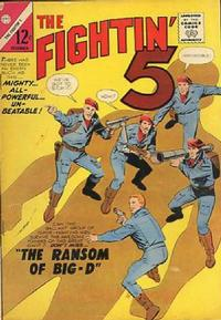 Cover Thumbnail for Fightin' Five (Charlton, 1964 series) #30