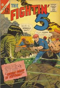 Cover Thumbnail for Fightin' Five (Charlton, 1964 series) #35