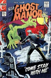 Cover Thumbnail for Ghost Manor (Charlton, 1971 series) #14