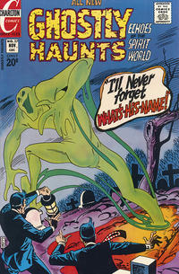 Cover Thumbnail for Ghostly Haunts (Charlton, 1971 series) #27