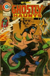 Cover Thumbnail for Ghostly Haunts (Charlton, 1971 series) #45