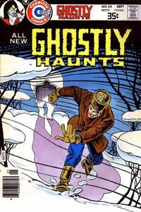 Cover Thumbnail for Ghostly Haunts (Charlton, 1971 series) #54