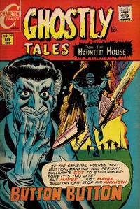 Cover Thumbnail for Ghostly Tales (Charlton, 1966 series) #70