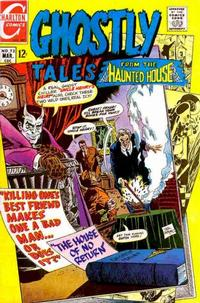 Cover Thumbnail for Ghostly Tales (Charlton, 1966 series) #72