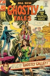 Cover Thumbnail for Ghostly Tales (Charlton, 1966 series) #98