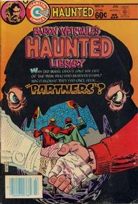 Cover Thumbnail for Haunted (Charlton, 1971 series) #74