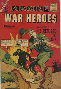 Cover Thumbnail for Marine War Heroes (Charlton, 1964 series) #1