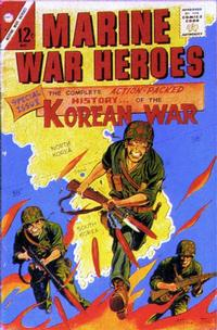 Cover Thumbnail for Marine War Heroes (Charlton, 1964 series) #13