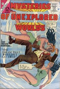 Cover Thumbnail for Mysteries of Unexplored Worlds (Charlton, 1956 series) #43