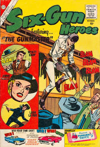 Cover Thumbnail for Six-Gun Heroes (Charlton, 1954 series) #59