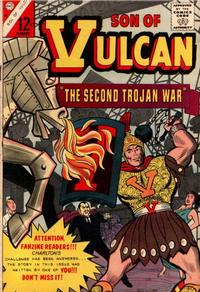 Cover Thumbnail for Son of Vulcan (Charlton, 1965 series) #50