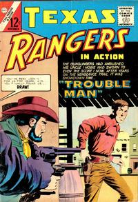Cover Thumbnail for Texas Rangers in Action (Charlton, 1956 series) #42