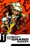 Cover for ElfQuest: The Grand Quest (DC, 2004 series) #1