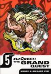 Cover for ElfQuest: The Grand Quest (DC, 2004 series) #5