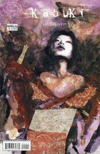 Cover Thumbnail for Kabuki The Ghost Play (Image, 2002 series) #1