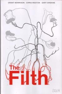 Cover Thumbnail for The Filth (DC, 2004 series)