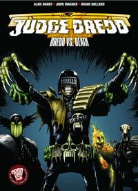 Cover Thumbnail for Judge Dredd: Dredd vs. Death (DC, 2005 series)