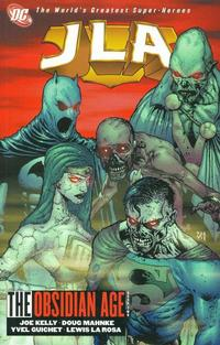 Cover Thumbnail for JLA (DC, 1997 series) #12 - The Obsidian Age, Book 2