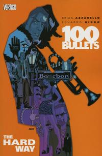 Cover Thumbnail for 100 Bullets (DC, 2000 series) #8 - The Hard Way