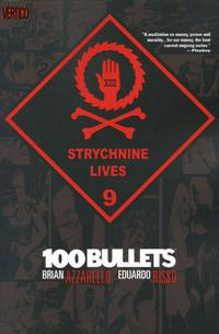 Cover Thumbnail for 100 Bullets (DC, 2000 series) #9 - Strychnine Lives
