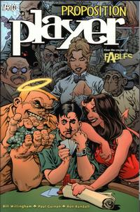 Cover Thumbnail for Proposition Player (DC, 2003 series)