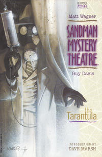 Cover Thumbnail for Sandman Mystery Theatre (DC, 1995 series) #1 - The Tarantula
