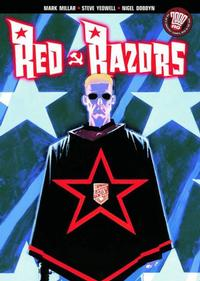 Cover Thumbnail for Red Razors (DC, 2004 series)