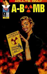 Cover Thumbnail for A-Bomb (Antarctic Press, 1994 series) #4