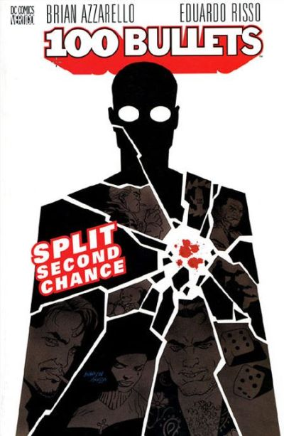 Cover for 100 Bullets (2000 series) #2 - Split Second Chance
