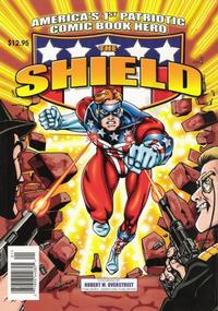 Cover Thumbnail for America's 1st Patriotic Comic Book Hero, The Shield (Archie, 2002 series) #1