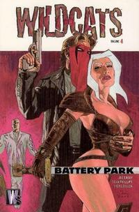 Cover Thumbnail for Wildcats (DC, 2000 series) #4 - Battery Park