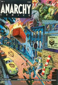 Cover Thumbnail for Anarchy Comics (Last Gasp, 1978 series) #3