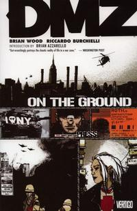 Cover Thumbnail for DMZ (DC, 2006 series) #1 - On the Ground