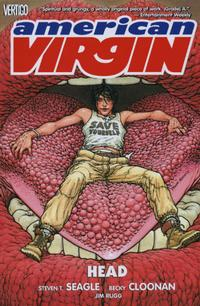 Cover Thumbnail for American Virgin (DC, 2006 series) #1 - Head