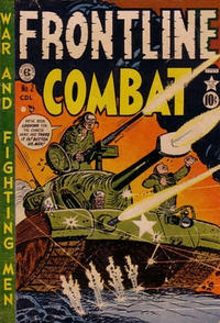 Cover Thumbnail for Frontline Combat (Superior Publishers Limited, 1951 series) #2