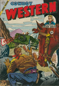 Cover Thumbnail for Cowboy Western (Charlton, 1954 series) #48