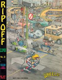 Cover Thumbnail for Rip Off Comix (Rip Off Press, 1977 series) #31