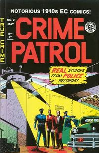 Cover Thumbnail for Crime Patrol (Gemstone, 2000 series) #2