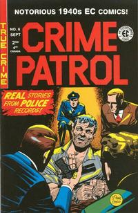 Cover Thumbnail for Crime Patrol (Gemstone, 2000 series) #6