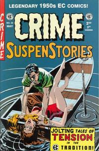 Cover Thumbnail for Crime Suspenstories (Gemstone, 1994 series) #23
