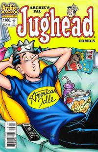 Cover for Archie's Pal Jughead Comics (Archie, 1993 series) #186