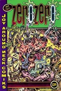 Cover for Zero Zero (Fantagraphics, 1995 series) #[3]