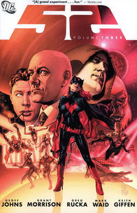 Cover Thumbnail for 52 (DC, 2007 series) #3
